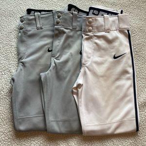 Boys Nike Baseball Pants